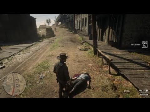 Red Dead Redemption 2 - A duel