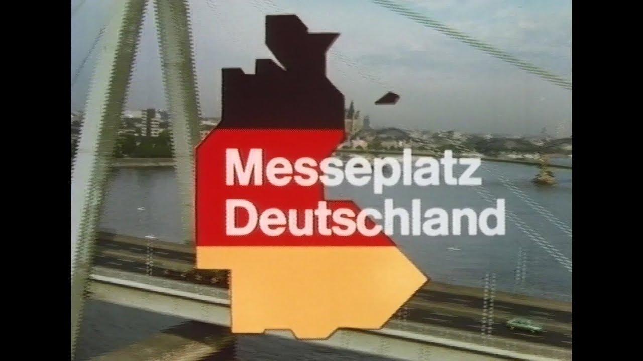Treffpunkte - Messeplatz Deutschland (1987) - YouTube