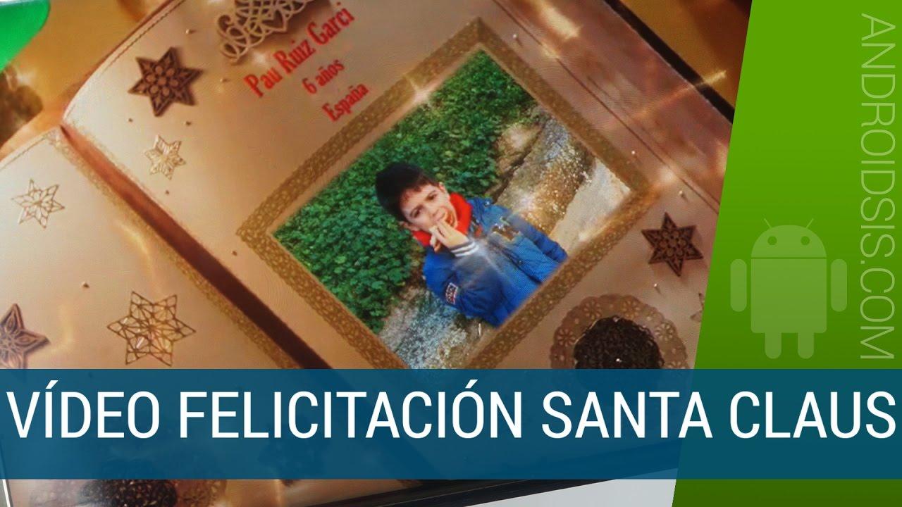 Felicitacion Navidad Personalizada Fotos.Como Crear Tu Video Felicitacion Navidena Personalizada Y Gratuita