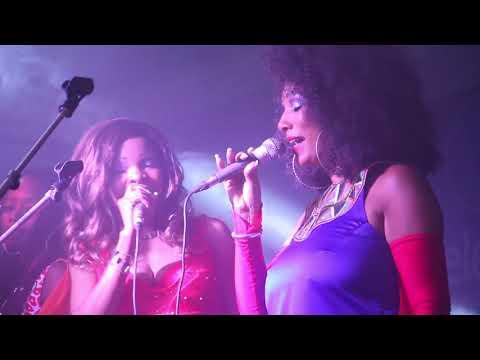 Pamika et Nayanka Bell en duo sur Iwassado