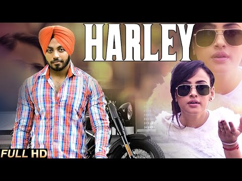 New Punjabi Songs 2015 | HARLEY | SINGH DEEP feat. ELLAYES | Latest Punjabi Songs 2015