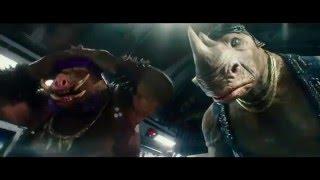 Черепашки-ниндзя 2 — Релизный русский трейлер! (HD)