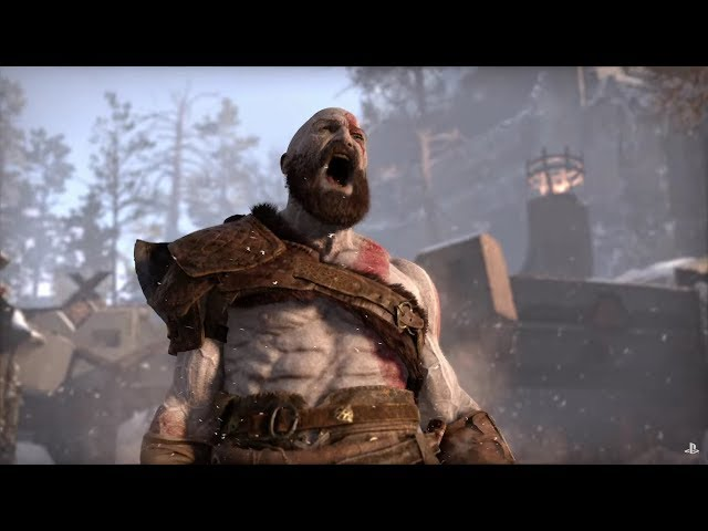 Boy, Read This: The Internet Pokes Fun At Kratos In God of War