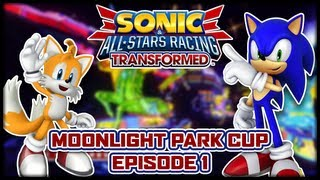 Sonic & All-Stars Racing Transformed - Moonlight Park Tour: Carnival Clash (Episode 1 of 10)
