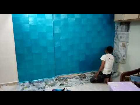 Asian paints sleet designer walls YouTube