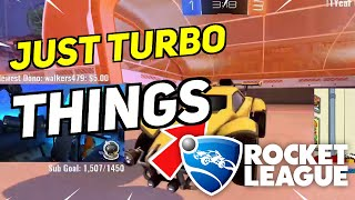 Daily Rocket League Highlights: JUST TURBO THINGS
