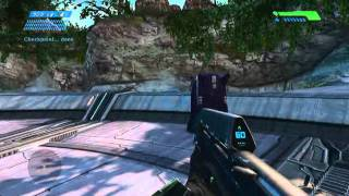 Halo Combat Evolved HD Xbox 360 Gameplay Walkthrough Part 9.