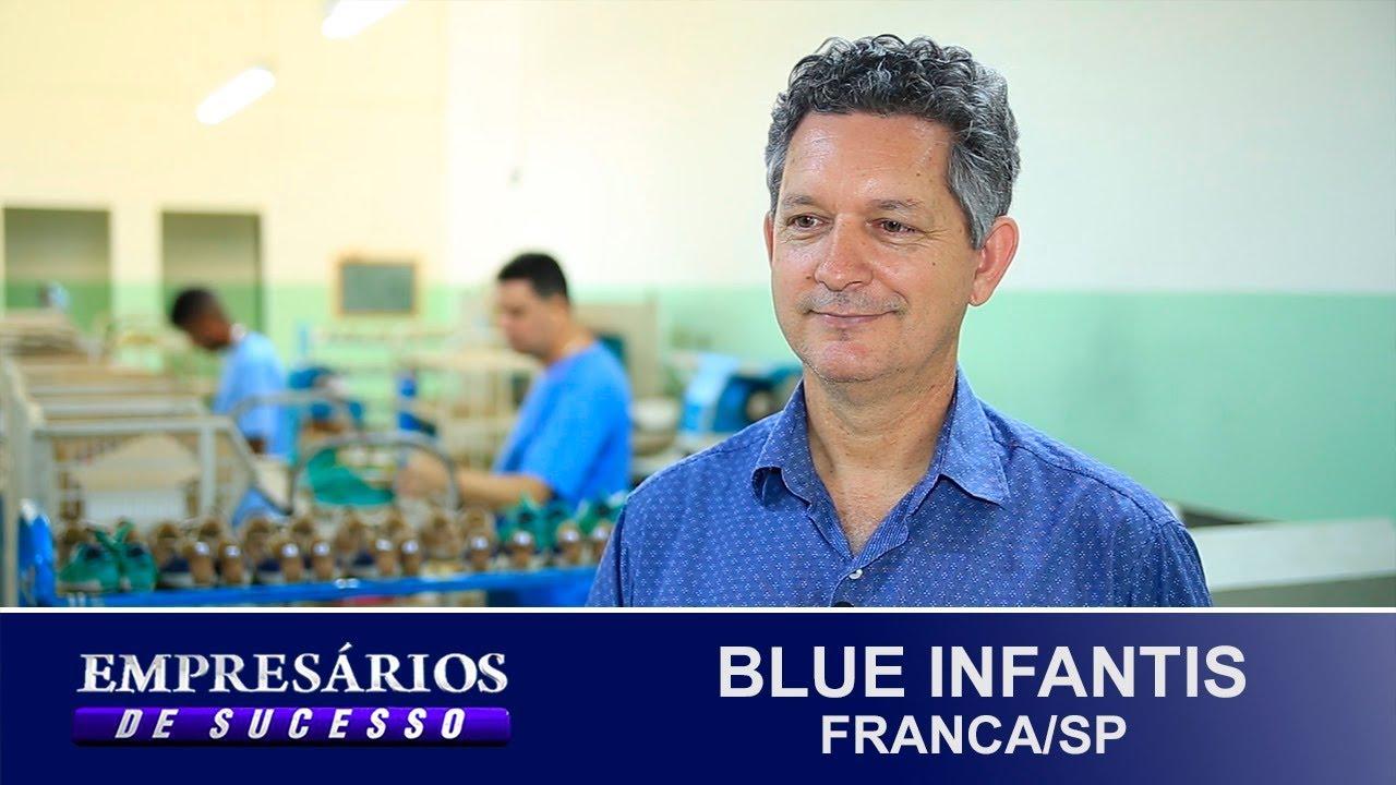 BLUE INFANTIS, FRANCA SP, EMPRESÁRIOS DE SUCESSO - YouTube e4bc9aeca9