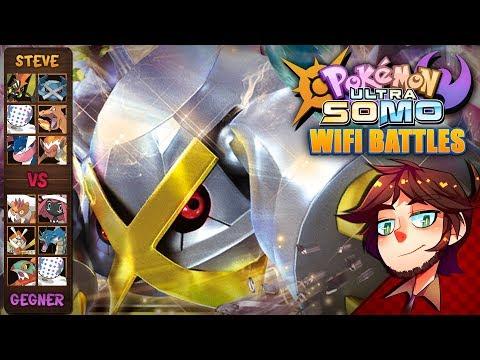 ★ Feld ein, Feld aus - Pokemon Ultra Sonne/Mond WiFi Battle [German/Deutsch]