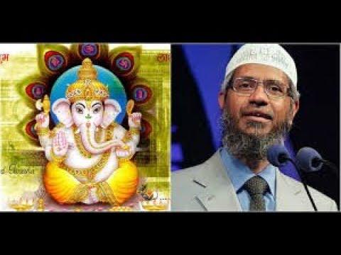 Dr Zakir Naik on Hindu's Lord Shree Ganesh, Shree Ganesh Ki Kahani aur Uska Jawaab URDU 2017