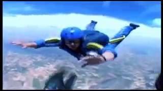 Mani Bostock aka Barndog Skydiving (AFF Course in Madrid / levels 5,6 and 7 )