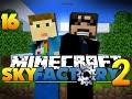Minecraft SkyFactory 2 - 1000x1000?! [16]