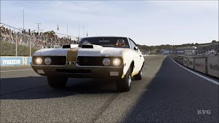 Forza Motorsport 6 - Oldsmobile Hurst/Olds 442 1968 - Test Drive Gameplay (XboxONE HD) [1080p60FPS]