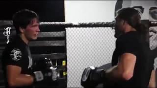 BRIAN ORTEGA | SPARRING #MMA #UFC