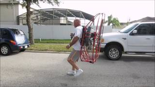 Paramotor Training (Motor Work)