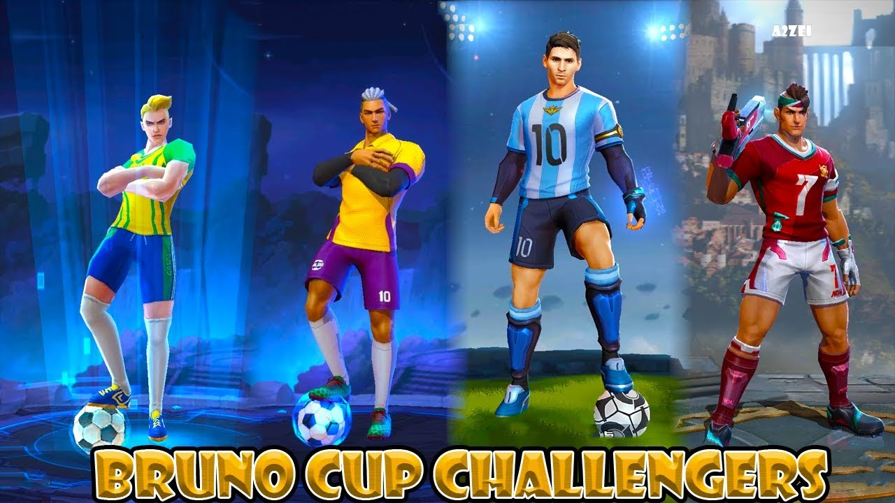 Mobile Legends BRUNO CUP CHALLENGERS