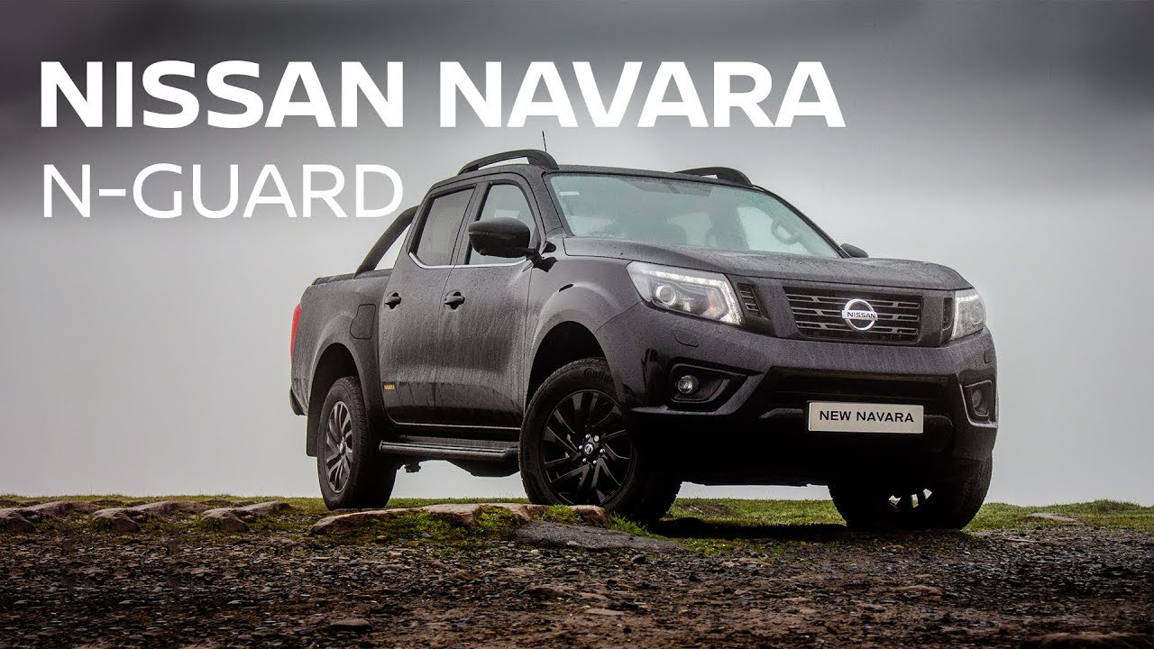 Take A Ride In The New Nissan Navara N Guard Tough Is The New Stylish