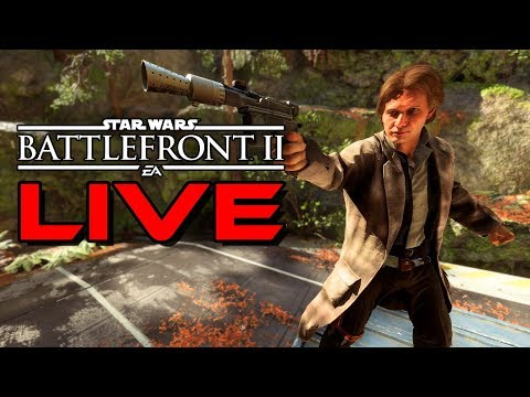 LIVE STAR WARS BATTLEFRONT 2 - May is nearly here! Waiting for Season 2 news... - Feeling generous? Donate via