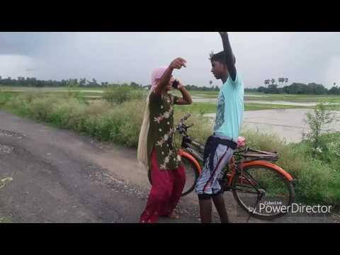 Chala bhag chala gori cycle se delhi