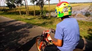 Drag sport 4tak 200cc KR2 Ngajuk by Dimas Kekek