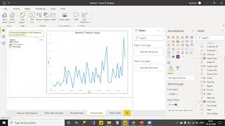 Interview Questions- Page Navigation for Microsoft Power BI - March 2020 Update