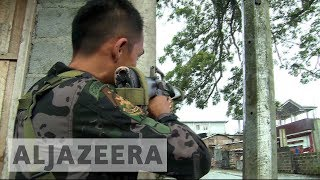 Philippine's military fights to take control of Marawi