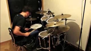 Your love - (The outfield) Drum cover