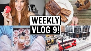 MOTHERS DAY, HOUSE SHOPPING & DIET PLAN | WEEKLY VLOG 9