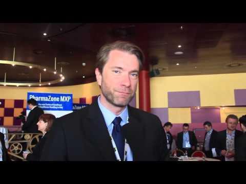 Cool Chain 2015 - Joachim von Winning (Air Cargo Community Frankfurt)