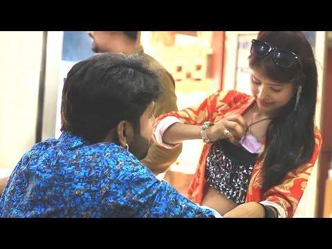 सुपरस्टार समर सिंह को लड़की ने क्या दिखाया देखे विडीयो में - Watch Full Video