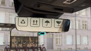 How to use the ClearSight Rear View Mirror - Range Rover Evoque (20MY)