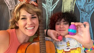You'll Sing A Song and I'll Sing A Song by Ella Jenkins - sung by Lolly Hopwood & Rosie Posie