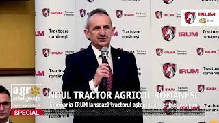 Download Video Lansarea tractorului românesc de la IRUM - TAGRO MP3 3GP MP4