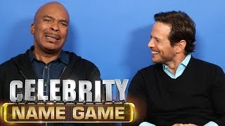 "David Alan Grier Wants to ""Pass"" In Real Life - Celebrity Name Game"