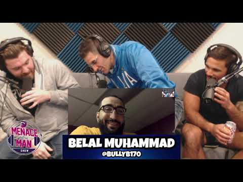Belal Muhammad meets Vinny the Chin, we laugh & we talk some MMA