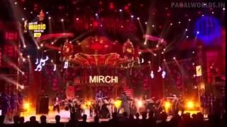 ankit tiwaris performance at 7th royal stag mirchi music awards 2015