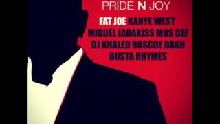 Fat Joe - Pride N Joy ft. Kanye West (Instrumental) HQ
