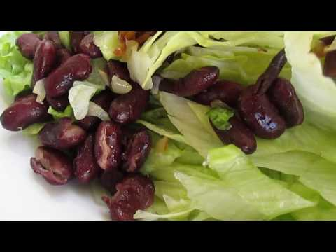 Marina Menu - Lunch Ideas -Salad for man @ women