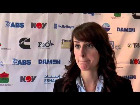 Teresa Wilkie, Subsea Analyst, IHS