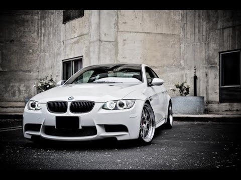Bmw 3 Series E92 Coupe Tuning M3 Body Kit Youtube