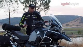 BMW R 1200 GSA - 2016 model review
