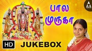 Bala Muruga Jukebox - Songs Of Murugan - Tamil Devotional Songs