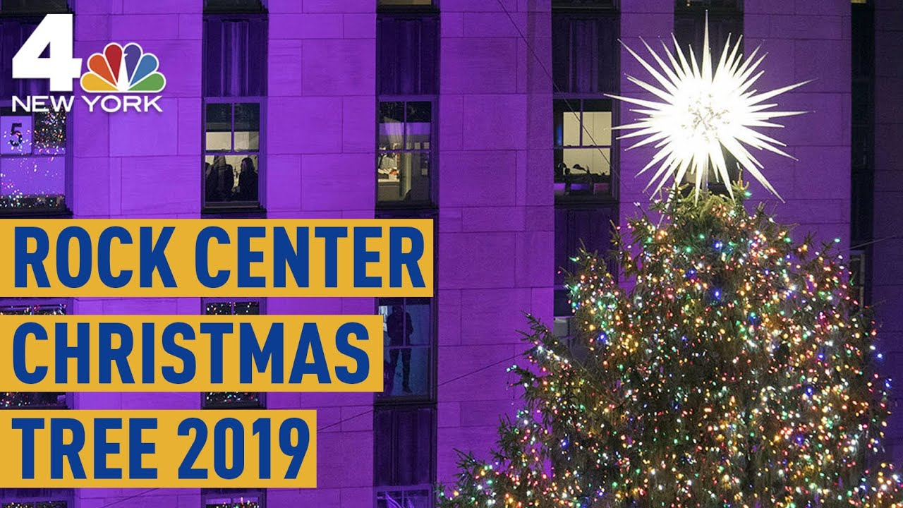 Christmas Tree Rockefeller 2020 Rerun This Is The 2019 Rockefeller Center Christmas Tree   NBC New York