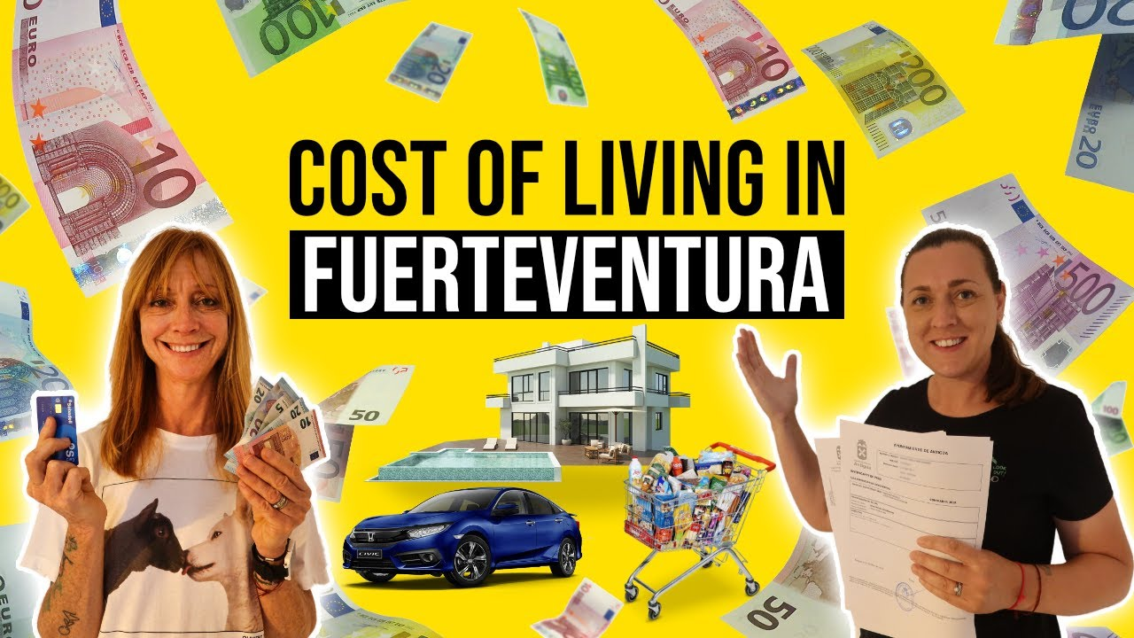Download How Much Does It Cost To Live In Fuerteventura? Our Monthly Expenses Revealed!