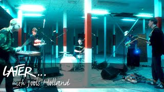 Squid – Paddling (Live on Later)