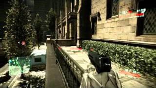 Crysis 2 multiplayer gameplay (PC)
