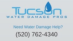 Oro Valley Water Damage Cost