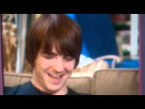 Drake Bell and Sean Faris Yours Mine and Ours Interview 1