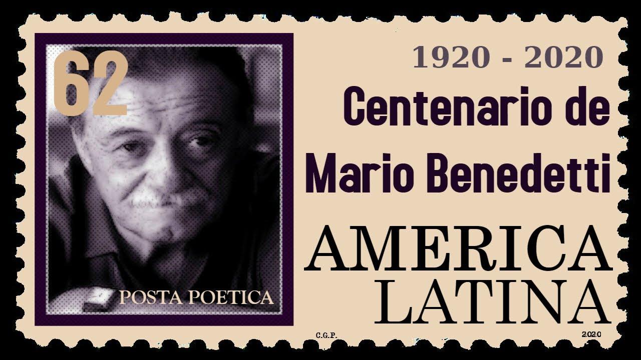 Centenario de Mario Benedetti ¿ Y si Dios fuera mujer ? Poesía en YouTube -  YouTube