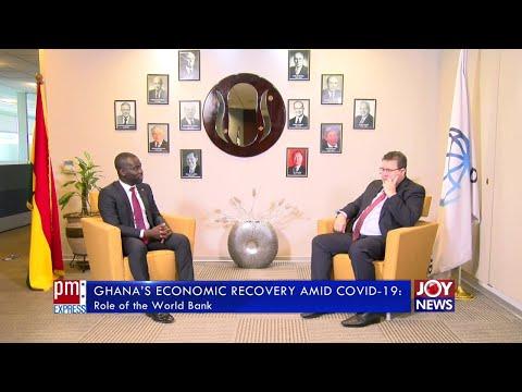 Ghana Economic Recovery Amid COVID-19 - PM Business on Joy News (19-11-20)